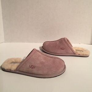 UGG Pearle Genuine Shearling Lined Slipper
